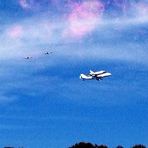 #space #shuttle #endeavor #spottheshuttle