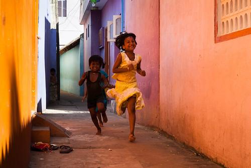 Run, Mamallapuram