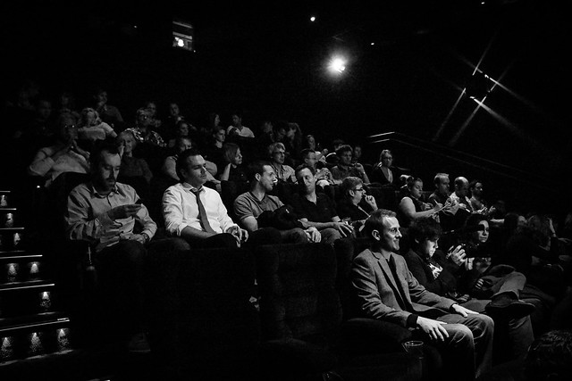 Janapar world premiere audience