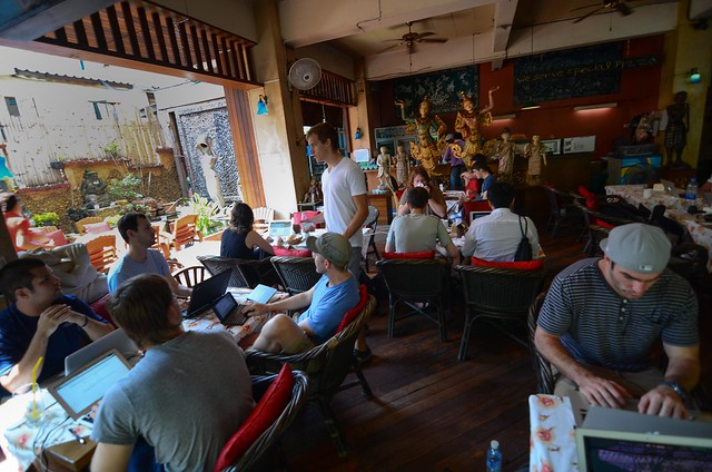 Thailand Bangkok work spot 1