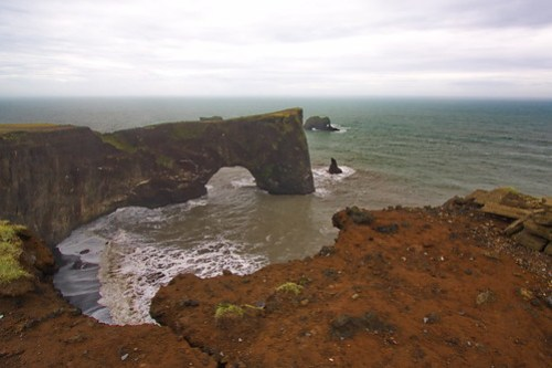 Most-southern tip of Iceland