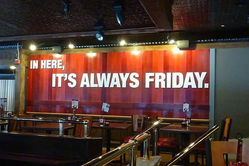 TGI Fridays - West Covina CA