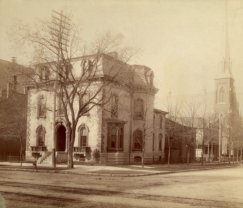 Home of Ebenezer Thresher