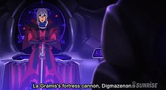 Gundam AGE 4 FX Episode 46 Space Fortress La Glamis Youtube Gundam PH (94)