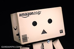Revoltech Danboard Mini Amazon Box Version Review & Unboxing (18)