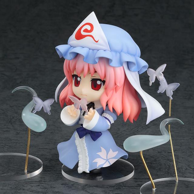 Nendoroid Saigyouji Yuyuko