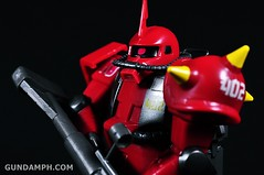 HCM MS-06R-2 Johnny Ridden's Zaku-II (144 scale) 1984 make (66)