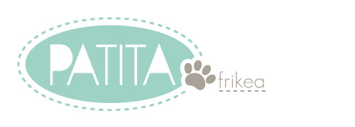 "Logo Patita Design ""frikea"""