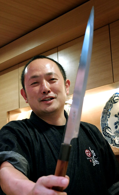 Tomoe Sushi_01: fugu blade