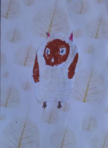Josie's owl