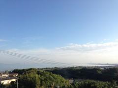 今日もめちゃいい天気!