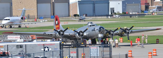 B-17, Up High