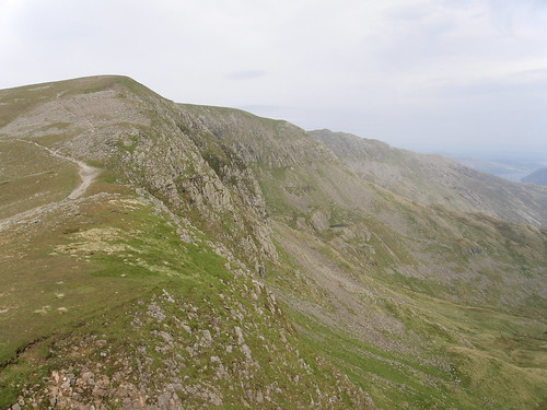 High Crag and Nethermost Pike