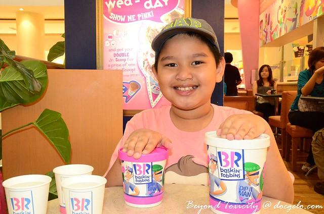 baskin & robbins ice cream