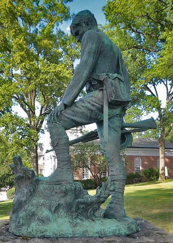 Tarrytown NY, World War Oe Memorial