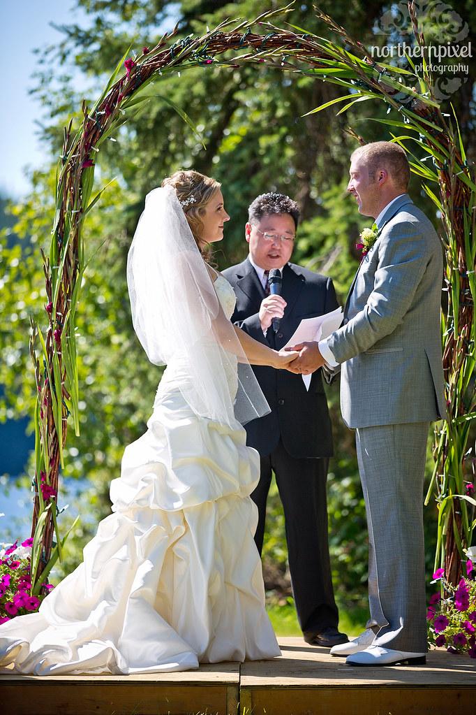 Ceremony @ Norman Lake