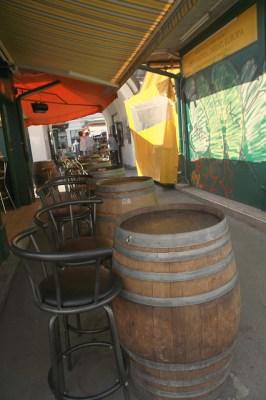 barrel, naschmarkt