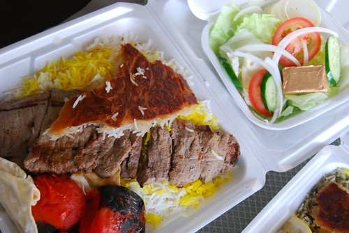 Balboa Meat plate