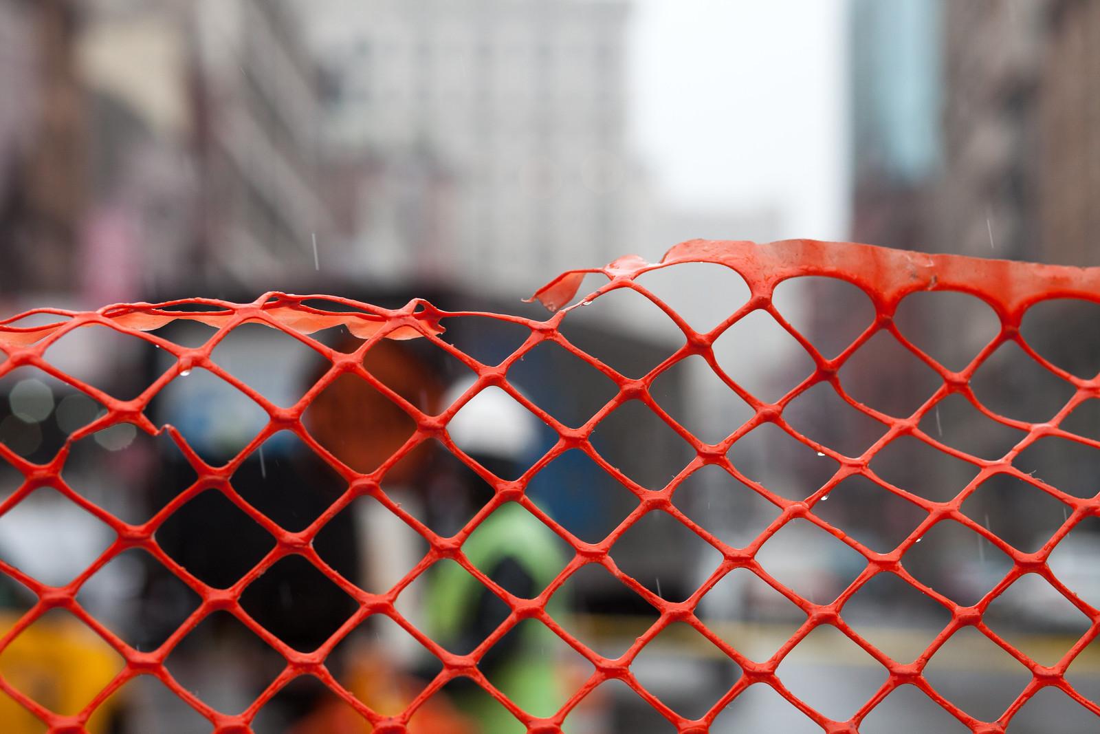 Orange Netting by wwward0