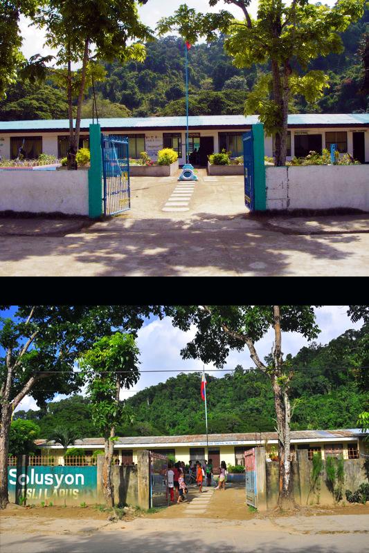 Elementary School Gate