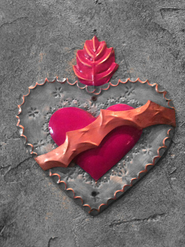 Burning Heart by Angela Wonders