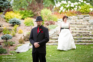 Naomi & Matt - First Look @ Connaught Hill