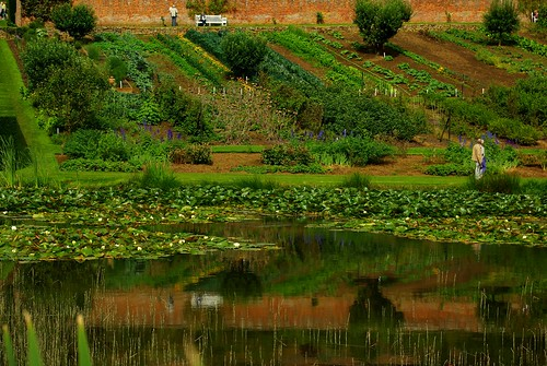 20120831-16_Upton House Gardens - Alloments + Reflections by gary.hadden