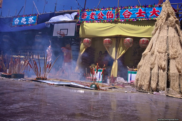 Hungry Ghost Festival 盂蘭會