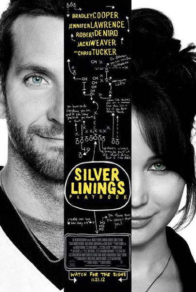 Silver Linings Playbook TIFF 2012