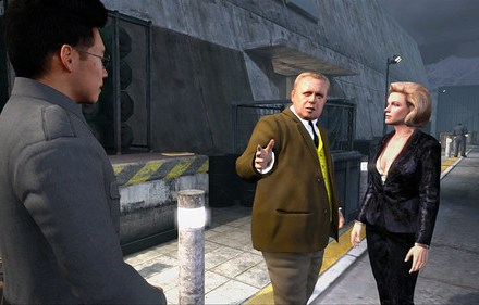 007 Legends - Conspiracy (Goldfinger)