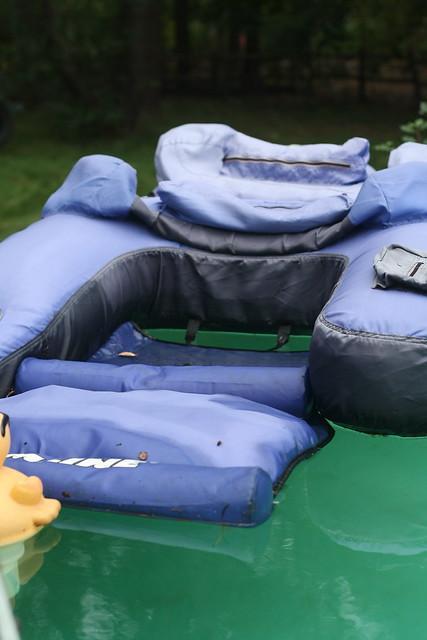 Sorry pool float