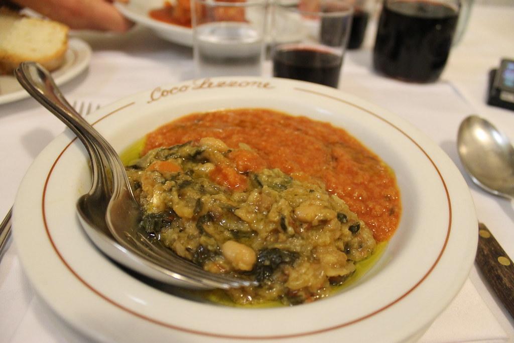 Zuppe tipeche Fiorentini