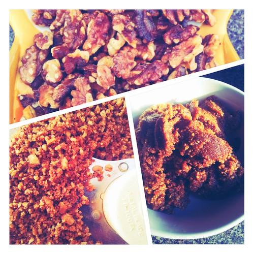 Walnut Mixture