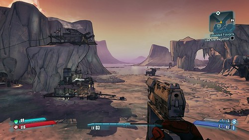 Borderlands 2 - ingame
