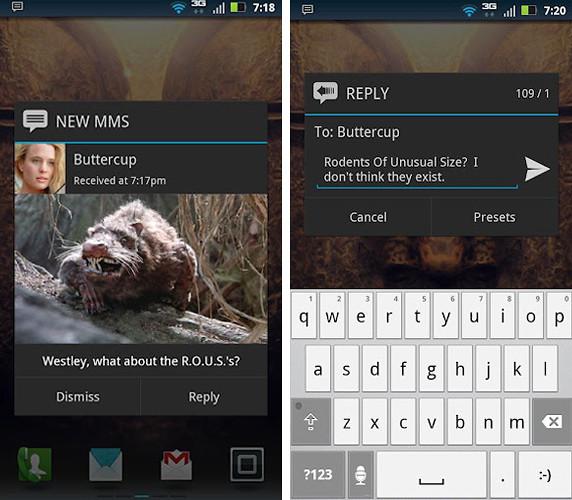 Glowfly: Exprime al máximo las notificaciones en tu Android