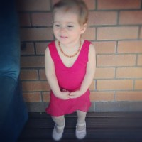 Miss A's first ballerina uniform