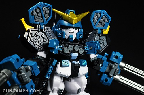 SDGO Capsule Fighter Heavy Arms Custom Toy Figure Unboxing Review (36)