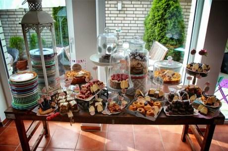 PopUp Tearoom - Cake Buffet