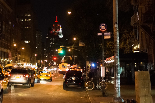 Fashion Night Out 2012 by Dan Nguyen @ New York City