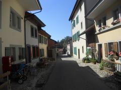 Moudon Oberstadt