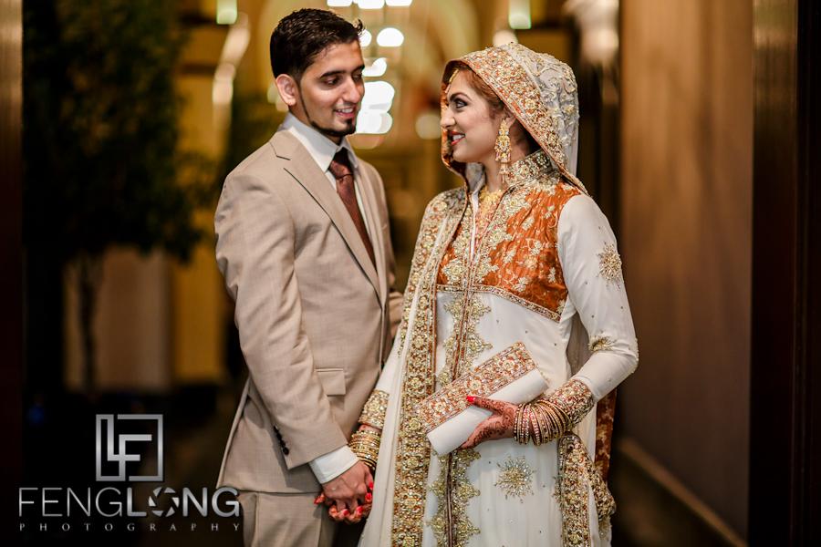 Sundus & Mahmood's Wedding Valima | Hilton Atlanta Northeast | Atlanta Pakistani Indian Wedding Photographer