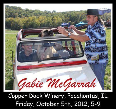 Gabie McGarrah 10-5-12