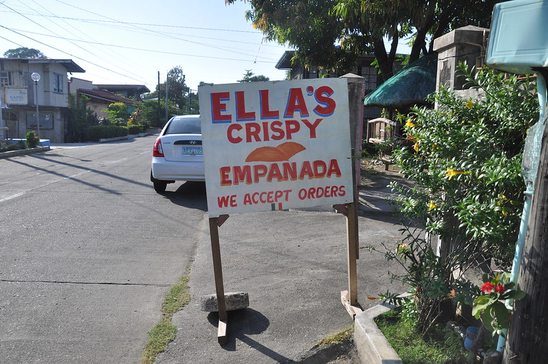 Ella's Crispy Empanada, Bacarra