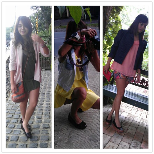 this is how we wear our Fitflop Dué
