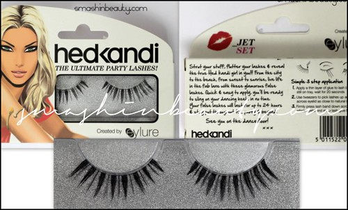 Hed Kandi lashes Jet Set Lashes Review Photos
