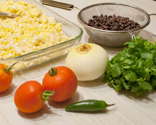 corn salsa ingredients