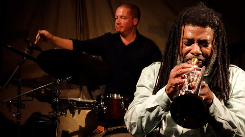 Wadada Leo Smith @ Cafe Oto 26.8.12