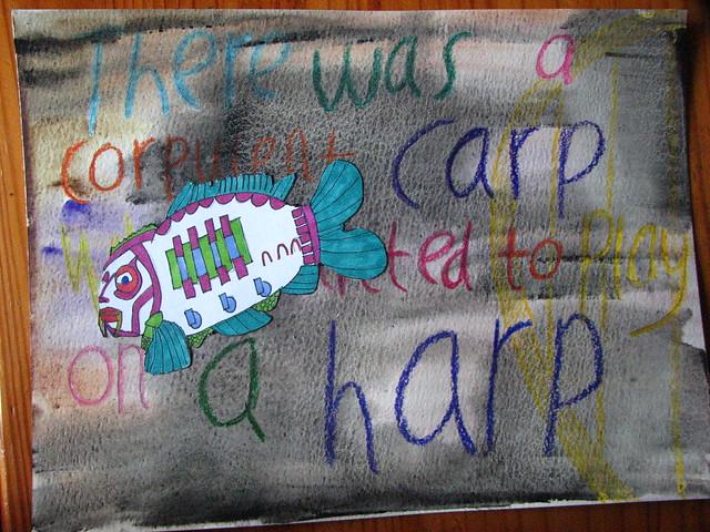 corpulent carp finish