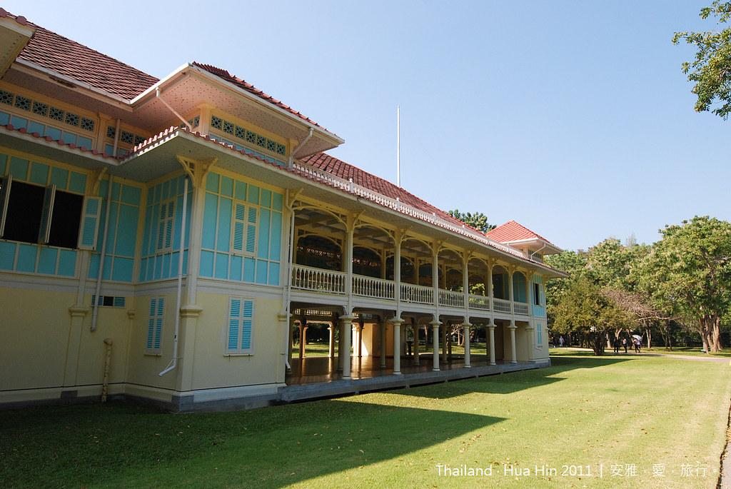 爱与希望之宫 Mrigadayavan Palace