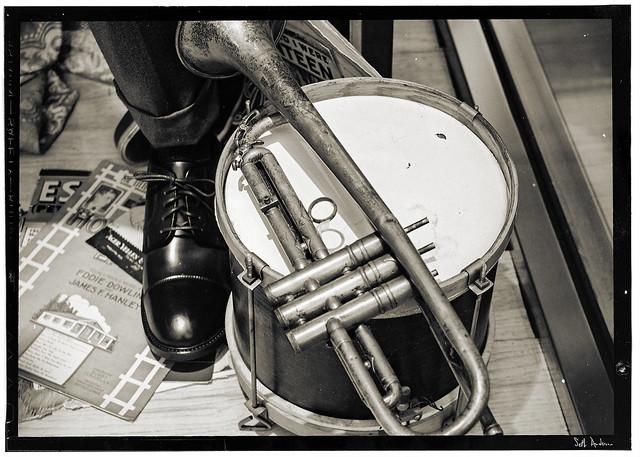 Window Jazz Band - Ilford HP5